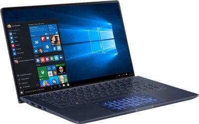 Ноутбук ASUS ZenBook UX333FLC-A3153T (90NB0MW1-M06360) Royal Blue 3