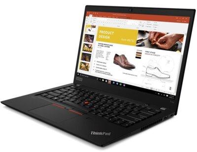 Ноутбук Lenovo ThinkPad T14s Gen 1 (20T0001YRT) Black 3