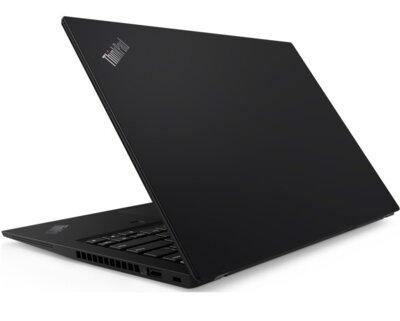 Ноутбук Lenovo ThinkPad T14s Gen 1 (20T0001YRT) Black 5