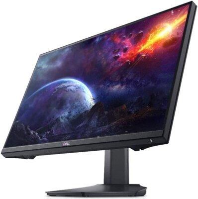 """Монітор 23.8"""" Dell S2421HGF (210-AWMG) Black 4"""