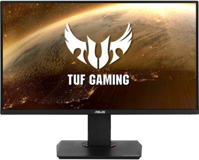 "Монітор 28"" ASUS TUF Gaming VG289Q (90LM05B0-B01170) Black 1"