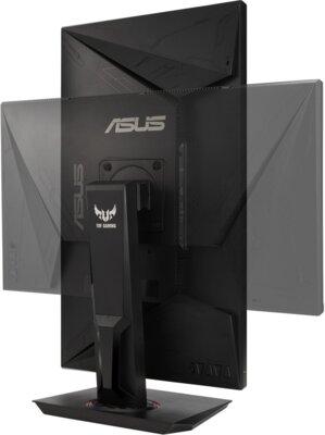 "Монітор 28"" ASUS TUF Gaming VG289Q (90LM05B0-B01170) Black 5"