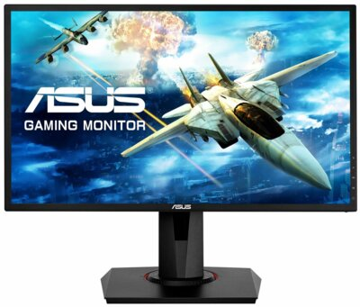 "Монітор 24"" ASUS VG248QG (90LMGG901Q022E1C-) Black 1"