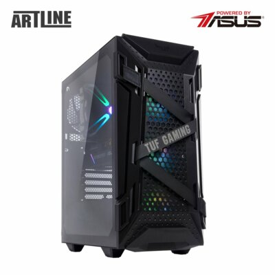 Системний блок ARTLINE Gaming TUFv20 Black 2
