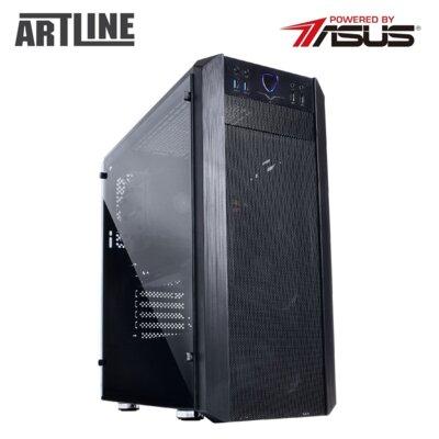 Системный блок ARTLINE WorkStation W98v19 Black 2