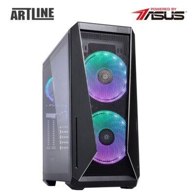 Системный блок ARTLINE Gaming X79v28 Black 2
