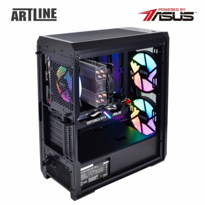 Системный блок ARTLINE Gaming X79v28Win Black 3