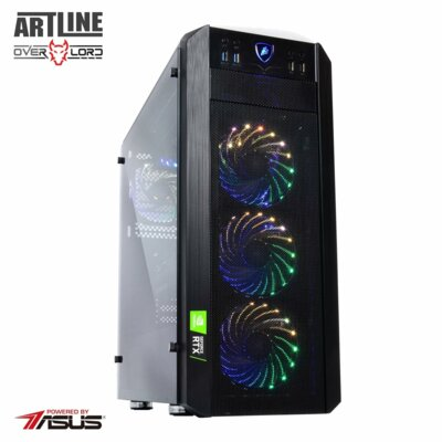 Системний блок ARTLINE Gaming X95v35 Black 2