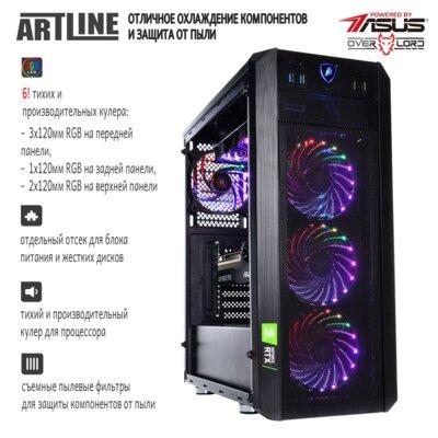 Системний блок ARTLINE Gaming X95v35Win Black 3