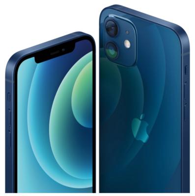 Смартфон Apple iPhone 12 mini 64GB Blue 2