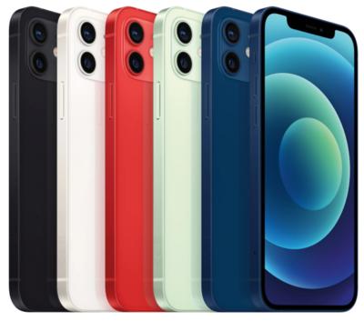 Смартфон Apple iPhone 12 mini 64GB Blue 5