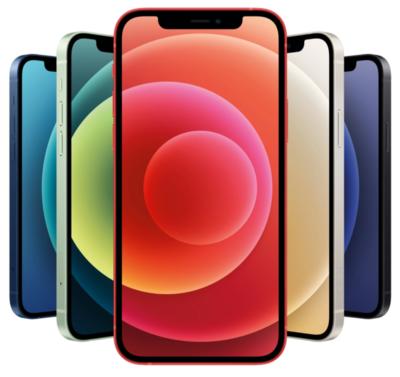 Смартфон Apple iPhone 12 mini 64GB Blue 6