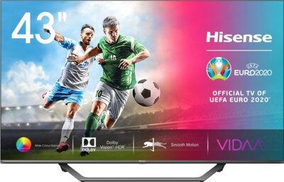 Телевізор Hisense 43A7500F Black 1