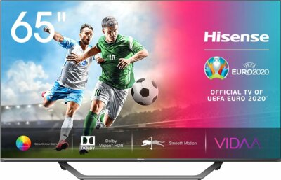 Телевізор Hisense 65A7500F Black 1