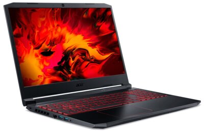 Ноутбук Acer Nitro 5 AN515-55 (NH.Q7QEU.010) Black 2