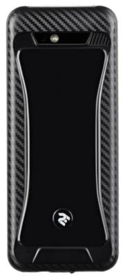 Мобильный телефон 2E E240 POWER DS Black 3