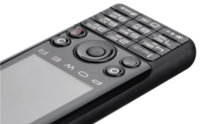 Мобильный телефон 2E E240 POWER DS Black 6
