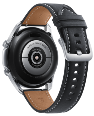 Смарт-годинник Samsung Galaxy Watch 3 45mm Silver 4