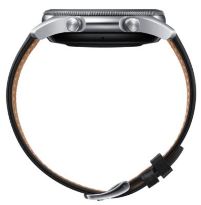 Смарт-годинник Samsung Galaxy Watch 3 45mm Silver 5