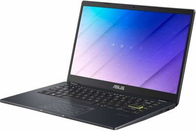 Ноутбук ASUS Laptop E410MA-EK163T (90NB0Q11-M06190) Peacock Blue 3