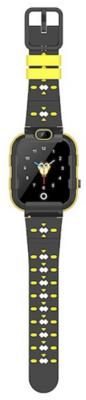 Детские телефон-часы с GPS трекером GOGPS ME K22 Черные 3
