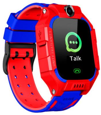Дитячий GPS годинник-телефон GOGPS ME K24 Червоний 1
