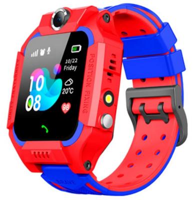 Дитячий GPS годинник-телефон GOGPS ME K24 Червоний 3