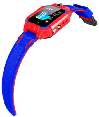 Дитячий GPS годинник-телефон GOGPS ME K24 Червоний 5