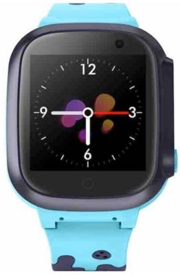 Детский GPS часы-телефон GOGPS ME K16 Синий 2
