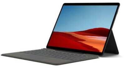 "Планшет Microsoft Surface Pro X 13 ""UWQHD / Microsoft_SQ1 / 8 / 128F / Adreno_685 / LTE / W10H / Black 2"