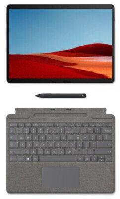 "Планшет Microsoft Surface Pro X 13 ""UWQHD / Microsoft_SQ1 / 8 / 128F / Adreno_685 / LTE / W10H / Black 3"