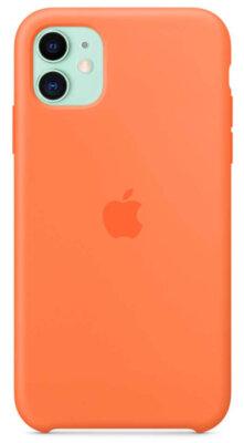 Чохол Apple для iPhone 11 Silicone Case Vitamin C (ZKMY192ZMA) 3