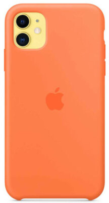 Чохол Apple для iPhone 11 Silicone Case Vitamin C (ZKMY192ZMA) 4