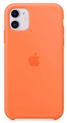 Чохол Apple для iPhone 11 Silicone Case Vitamin C (ZKMY192ZMA) 5