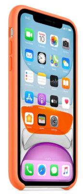 Чохол Apple для iPhone 11 Silicone Case Vitamin C (ZKMY192ZMA) 7