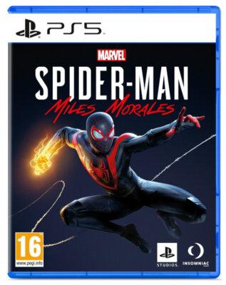 Гра Marvel Spider-Man: Miles Morales (PS5, Російська версія) 1