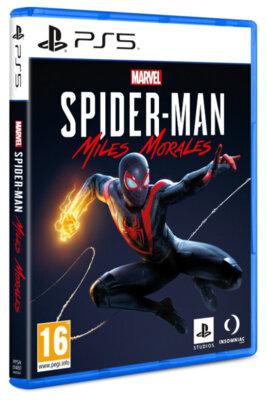 Гра Marvel Spider-Man: Miles Morales (PS5, Російська версія) 2