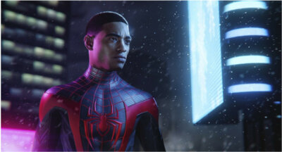 Гра Marvel Spider-Man: Miles Morales (PS5, Російська версія) 3