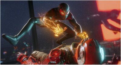 Гра Marvel Spider-Man: Miles Morales (PS5, Російська версія) 4