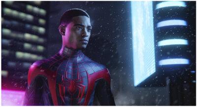 Гра Marvel Spider-Man: Miles Morales Ultimate Edition (PS5, Російська версія) 2