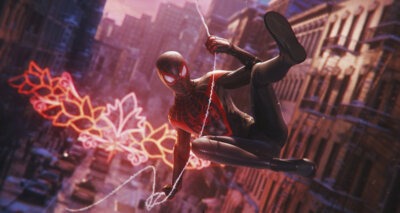 Гра Marvel Spider-Man: Miles Morales (PS4, Російська версія) 6