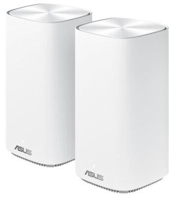 Mesh-система ASUS ZENWIFI AC MINI CD6 2PK AC1500 MESH (CD6-2PK) 1