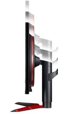"""Монітор 27"""" LG UltraGear (27GL850-B) Black 5"""