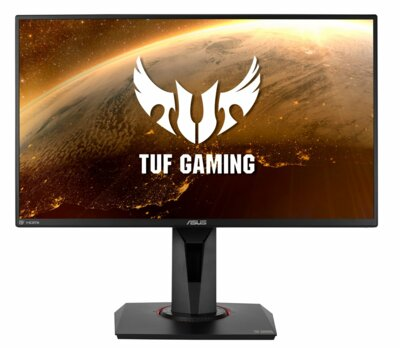 "Монітор 24.5"" ASUS TUF Gaming VG259QM (90LM0530-B02370) Black 1"