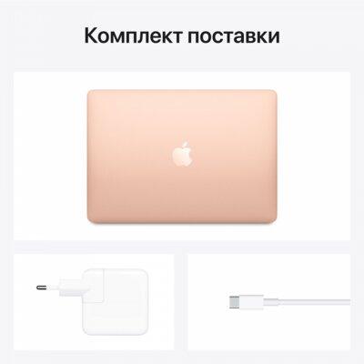 "Ноутбук Apple MacBook Air 13"" M1 256GB 2020 (MGND3UA/A) Gold 5"
