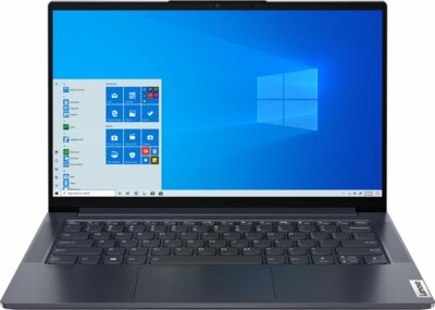 Ноутбук Lenovo Yoga Slim 7 14IIL05 (82A100HKRA) Slate Grey 1