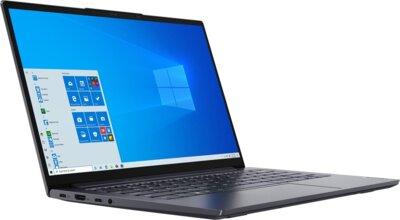 Ноутбук Lenovo Yoga Slim 7 14IIL05 (82A100HKRA) Slate Grey 2