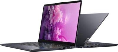 Ноутбук Lenovo Yoga Slim 7 14IIL05 (82A100HKRA) Slate Grey 5