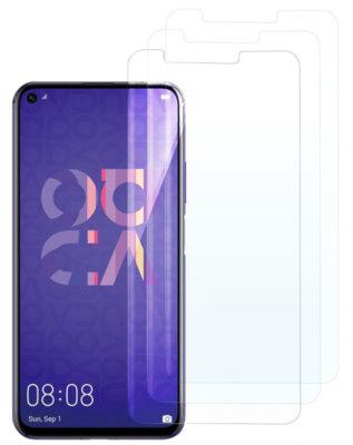 Комплект захисного скла 2E для Galaxy A51 (A515) 2.5D Clear 1