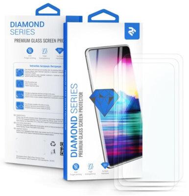 Комплект захисного скла 2E для Galaxy A51 (A515) 2.5D Clear 7
